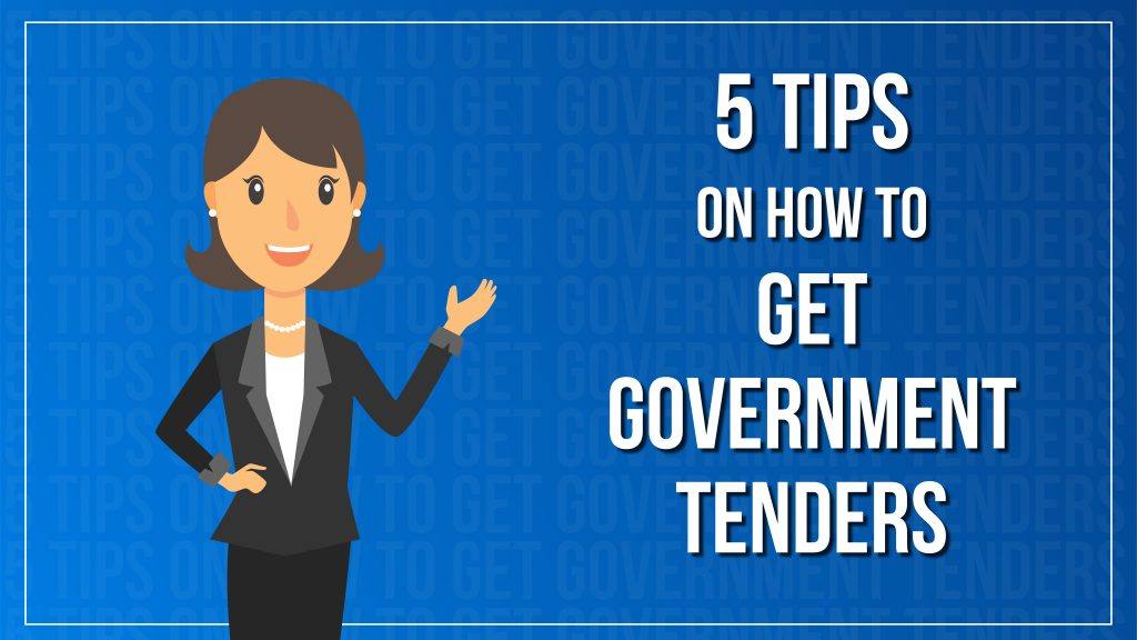 5 Tips On Hоw Tо Gеt Government Tеndеrѕ