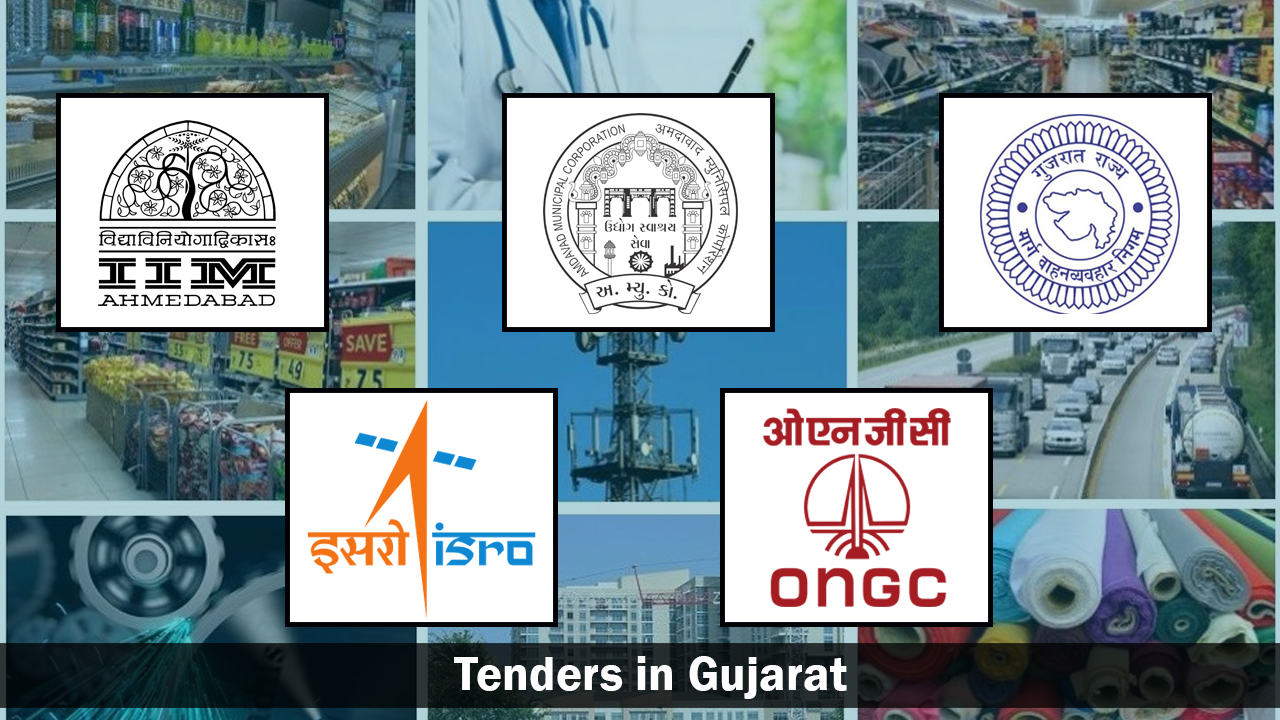 Tenders In Gujarat