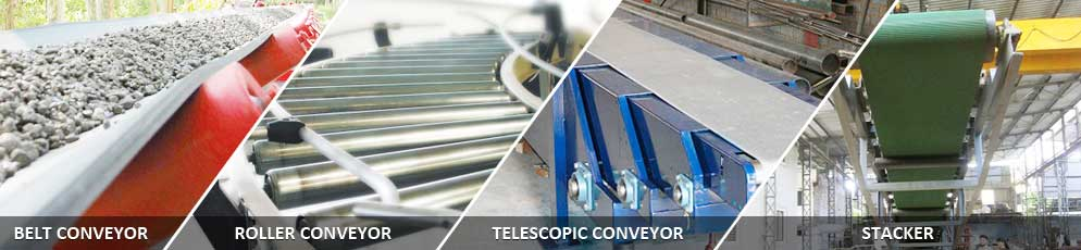 Providing You The Best CONVEYORS.