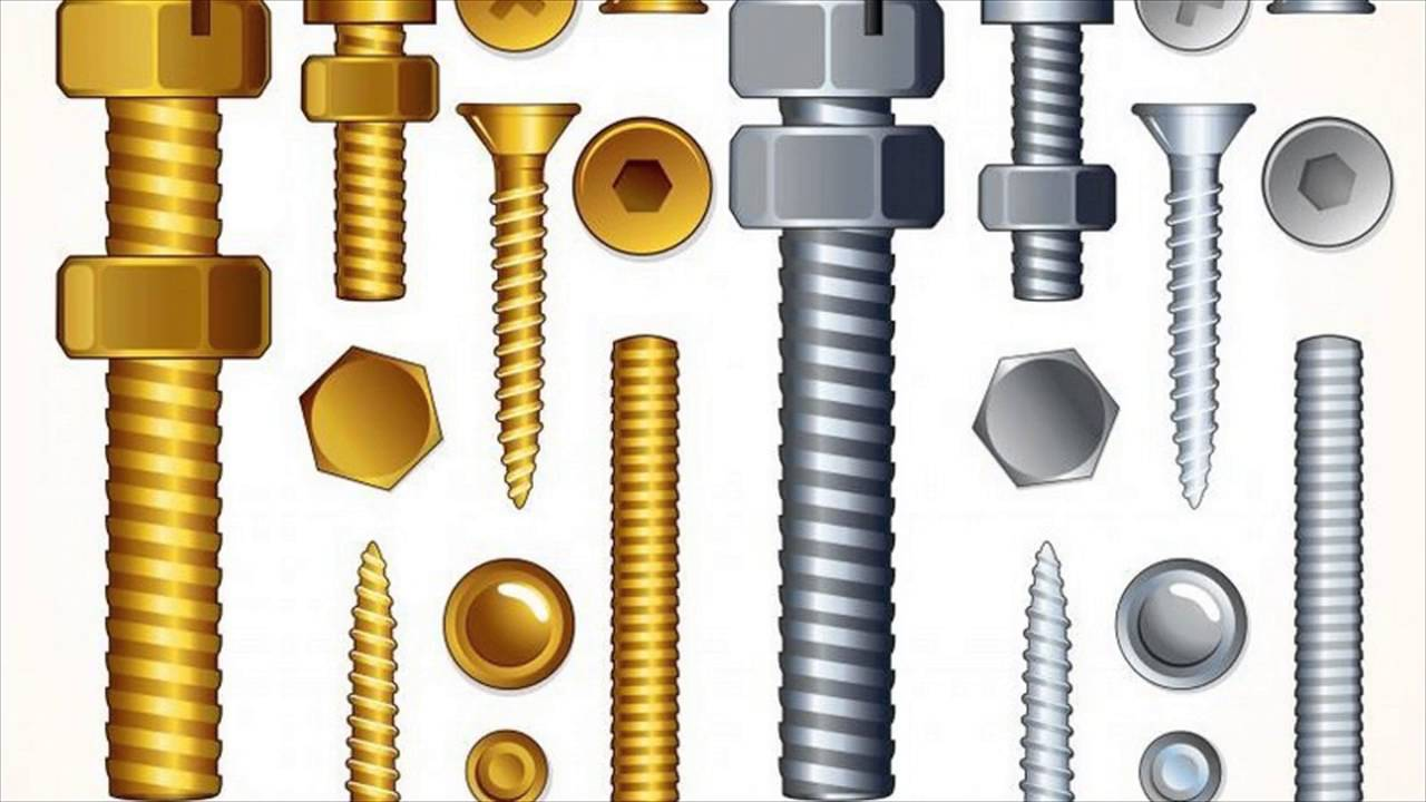 All Type of Screw & Nut by Alif Hardware