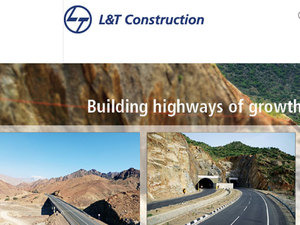 L&T Construction bags orders worth Rs 3,551 crore