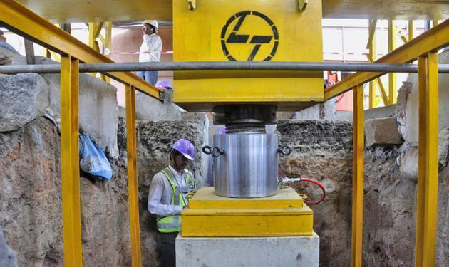 L&T Construction Bags Orders Worth Rs. 3,551 Cr.