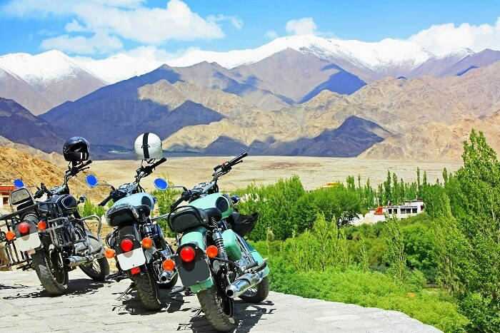 Explore Leh Laddakh Now