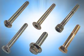 Hex drive bolts and screws
