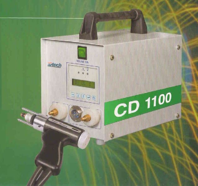 CD 1100 Capacitor Discharge Stud Welder Supplier in Ahmedabad